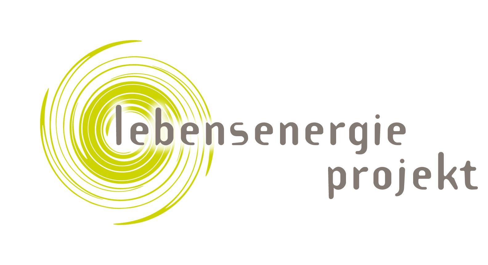 Logo Lebensenergie-Projekt