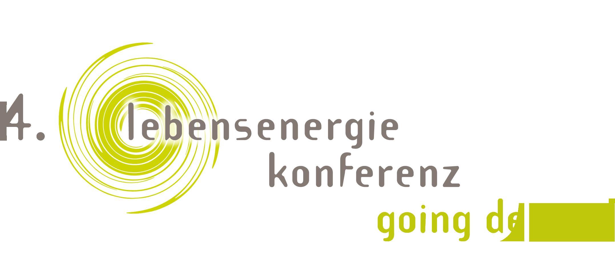 Logo 4. Lebensenergie-Konferenz